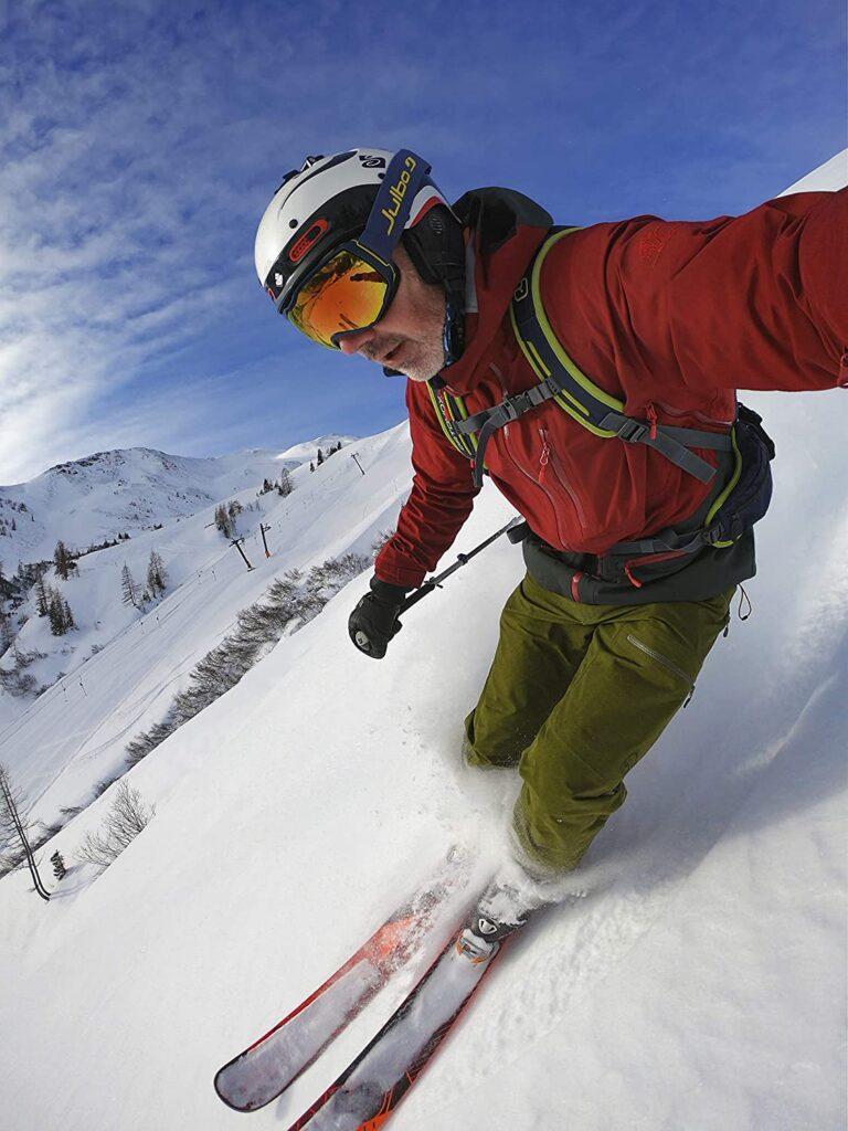 Cámara go pro para esquiar