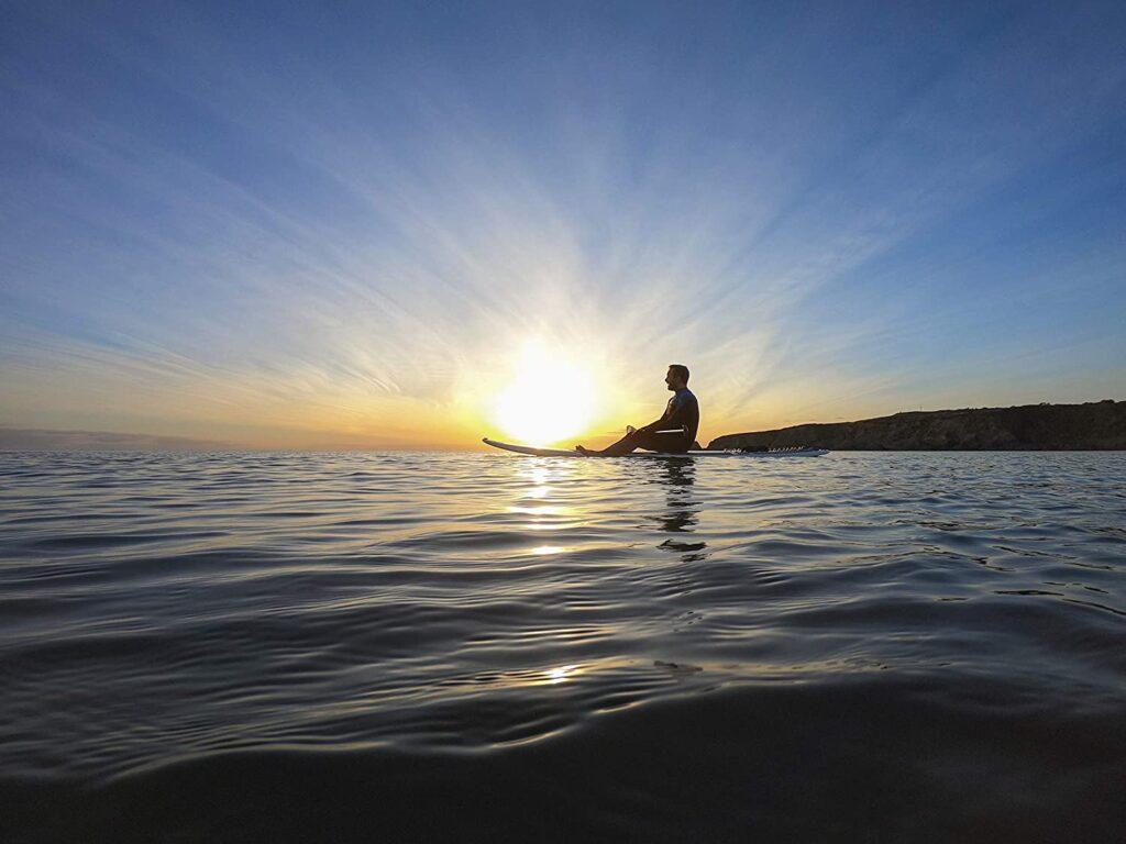 Cámara go pro para paddel surf