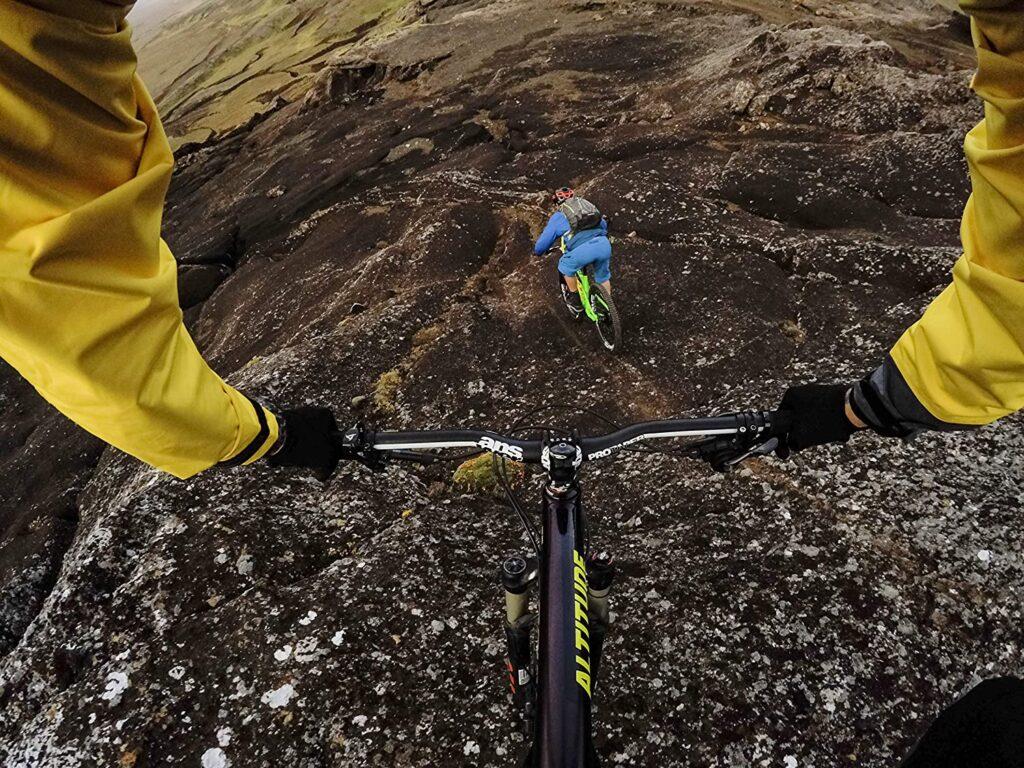 Chaleco gopro para mtt y bici