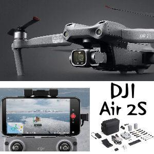 Dron DJI Mavic Air 2S de 3 ejes con vídeo en 5.4 K con sensor CMOS de 1 pulgada